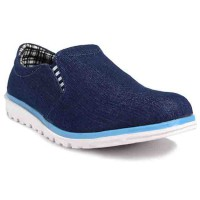 Dr. Kevin Sepatu Kasual Pria Men Cassual Shoes 13305 - (2 Color Options) Navy Abu-Abu