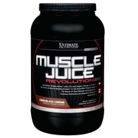 Ultimate Nutrition Muscle Juice Revolution 4.69Lbs Coklat