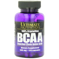 Ultimate Nutrition BCAA 500mg 120 Capsul