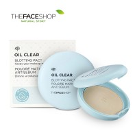 [THE FACE SHOP] Oil Clear Smooth Bright Pact SPF30 PA++