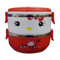 Wonderland Bai Dang Lunch Box 2 Layers