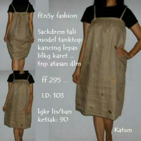 tanktop dress katun - ff295