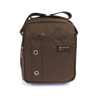 Polo Classic Sling Bag 6203-21 Coffee