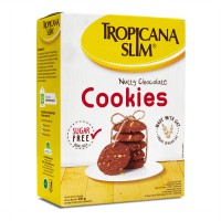 TROPICANA SLIM SUGAR FREE COOKIES CHOCO 200G