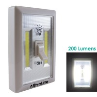[Buy 1 Get 1] LIGHT SWITCH 2W LED LIGHTS - LAMPU LED PORTABLE