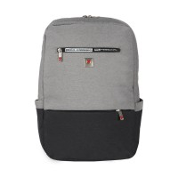 Polo Classic Backpack 578-26 Grey-Black