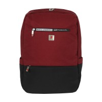 Polo Classic Backpack 578-26 Red-Black