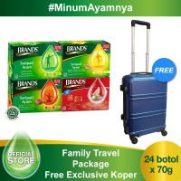 Brand's Family Travel Package Free Exclusive Koper 1