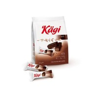 KAGI minis - Hazelnut, Classic, Dark Chocolate 125 gr/19 pcs