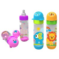 Baby Safe Botol Susu AP002 - Slim Neck Character 250Ml