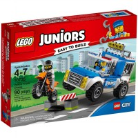 LEGO JUNIOR 10735 : Police Truck Chase
