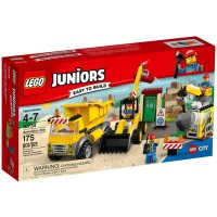 LEGO JUNIOR 10734 : Demolition Site