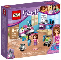 LEGO FRIENDS 41307 : Olivia's Inventor Lab