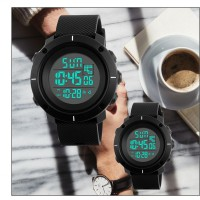 Jam Tangan Couple Digital SKMEI 1213/1212 Water Resistant 50m