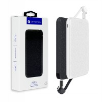 Cennotech Powerbank AIRIS 10000 mAh / Battery Charger / Pengisi Daya