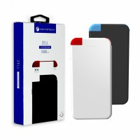 Cennotech Powerbank ZELL 5000 mAh / Battery Charger / Pengisi Daya