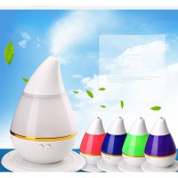 Ultrasound Atomization USB  Humidifier- Colorfull Gradient Light- 7 Colours