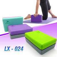Yoga Blok Pilates EVA Brick Foam Alat Fitnes Yoga Balok Yoga Original Speeds Impor Berkualitas 024
