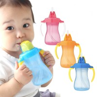 PIGEON Petite Straw Bottle Anti Bocor BPA Free 150ml Usia 9M - SPECIAL PRICE