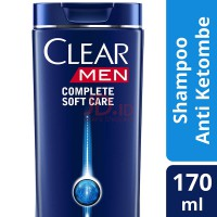 Clear Men Shampoo Complete Soft Care 170ml
