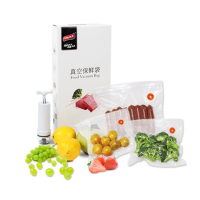 TAILI Food Vacuum Bag with Hand Pump