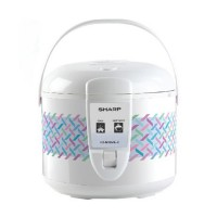 Sharp Rice Cooker KSN18MEC Kapasitas 1.8L