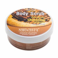 Narwastu Body Scrub Chocolate 80gr