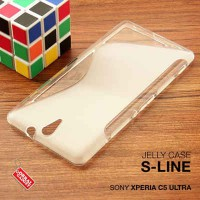 Sony Xperia C5 Ultra Soft Jelly Gel Silicon Silikon TPU Case Softcase