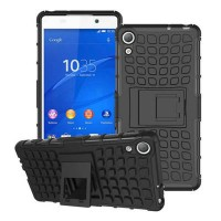 Sony Xperia Z4 Rugged Shockproof Armor Hybrid Hard Case  Soft Case