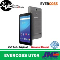 Tablet Evercoss U70A - original - garansi