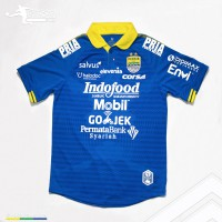 N001 CUSTOM NAMESET JERSEY REPLIKA HOME PERSIB 2019