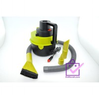 Car Vacuum Cleaner Wet & Dry / Vacum Mobil The Black