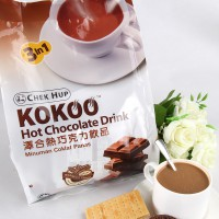 Chek Hup 3in1 Kokoo Hot Chocolate Drink
