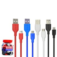 FAST CHARGING CABLE TEWE NEW REAL 2.0 MICRO