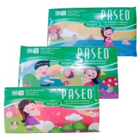 [Paket 10 Pcs] Tissue Travel Pack Paseo 50's 2 Ply