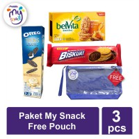Paket My Snack - Free Pouch