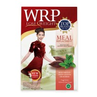 WRP MEAL REPLACEMENT MOCCA GREEN TEA 324G (6 Sachet)