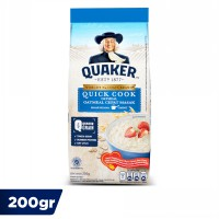Quaker Quick Cooking Oatmeal 200 Gr
