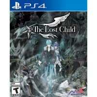 PS4 THE LOST CHILD Reg 2 EUR English