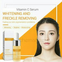 Serum vitamin C facial seruM