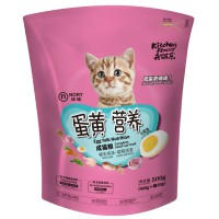CP Petfood KF Nory Egg Yolk Nutrition Complete Adult Cat Food - 500g