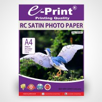 e-Print RC Satin Photo Paper A4