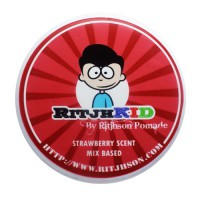 RITJHKID by RITJHSON Pomade For Kid ( Strawberry Scent ) || Free Sisir