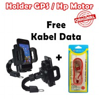Holder Motor GPS / HP free Kabel data