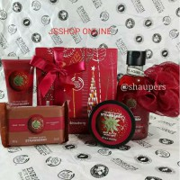 The Body Shop Original Strawberry Gift Set