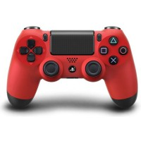 SONY DualShock 4 Wireless Controller for PlayStation 4 - Magma Red