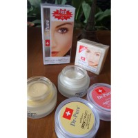 PAKET SET DR PURE Whitening Cream BPOM Ori ( Day + Night + SOAP)