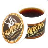 Suavecito Firme Hold Waterbased Pomade - 4OZ