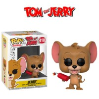 Funko POP! Tom and Jerry - Jerry with Explosives (Dynamite) EXCLUSIVE
