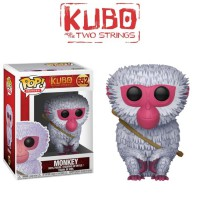 Funko POP! Movies Kubo and the Two Strings - Monkey #652